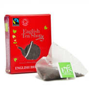 English Tea Shop - Organic English Breakfast tea - individual sachet