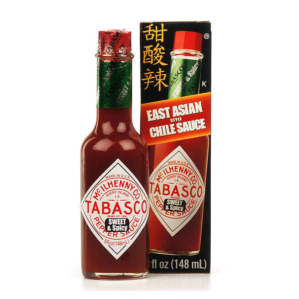 Tabasco Sweet and spicy - sauce piquante