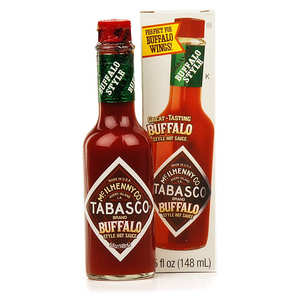 Mc Ilhenny - Tabasco brand - Tabasco Buffalo - sauce piquante