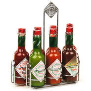 Mc Ilhenny - Tabasco brand - Coffret Tabasco McIlhenny.co - 7 variétés en grand format