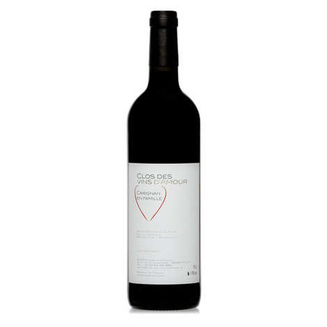 Clos des Vins d'Amour - Carignan en famille - French red wine from Catalan country