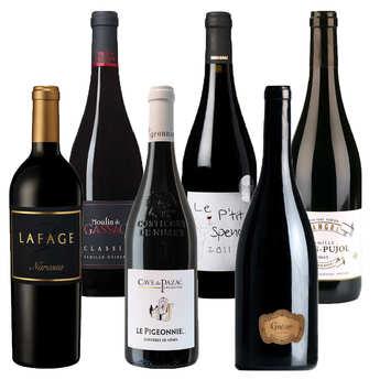 Château Grézan - Offre découverte Plaisir - 6 vins rouges du Languedoc-Roussillon