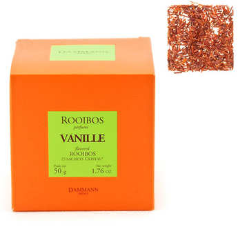 Dammann frères - Rooibos vanille