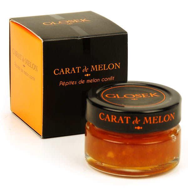 'Carat de Melon' Melon Confit
