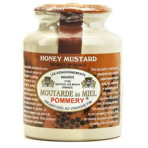 Les assaisonnements Briards - Honey Mustard - Pommery