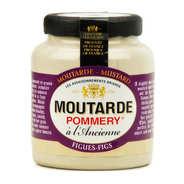 Les assaisonnements Briards - Moutarde aux figues - Pommery