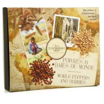 "Terre Exotique - ""World Peppers and Berries"" discovery set"
