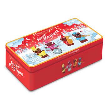 Tasty France - Marshmallow Teddy Bears - Collector Tin