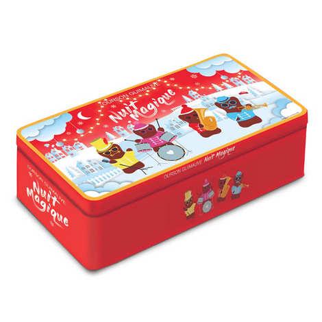 Sophie M - Marshmallow Teddy Bears - Collector Tin Royal Casino
