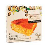 Biscuiterie de Provence - Délice de l'amandier – nature – gâteau sans gluten