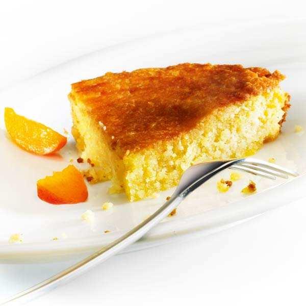 Délice de l'Amandier - gluten-free almond cake
