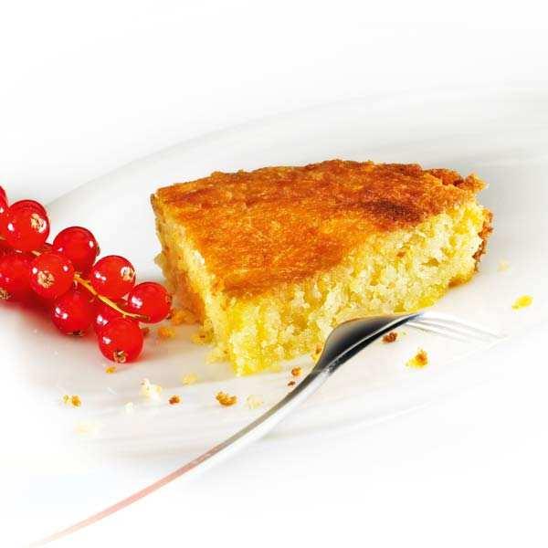 Délice de l'Amandier - gluten-free almond & lemon cake