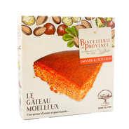 Biscuiterie de Provence - Délice du Châtaignier - gluten-free chestnut cake