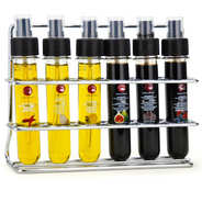 La Collina Toscana - Set of 3 Italian Olive Oils and 3 Balsamic Vinegar Sprays