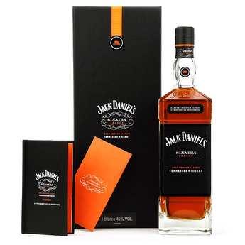 Jack Daniel's - Whisky Jack Daniel's Sinatra Select - 45%