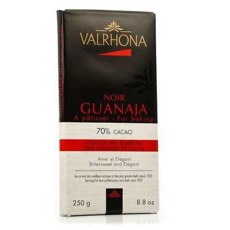 Valrhona - Valrhona Guanaja 70% cocoa dark chocolate bar