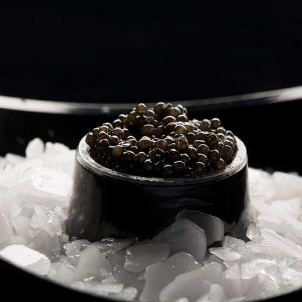 """Coffret cadeau Caviar Sturia """"You & Me"""" (20g)"""