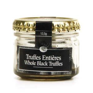 Truffières de Rabasse - Truffes noires entières premier choix (melanosporum)
