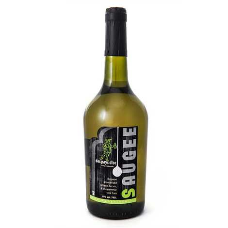 L'Espaviote - Saugée des Pays d'Oc (apéritif médiéval à base de vin) 11%
