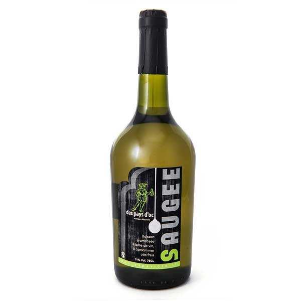 Saugée des Pays d'Oc (apéritif médiéval à base de vin) 11%