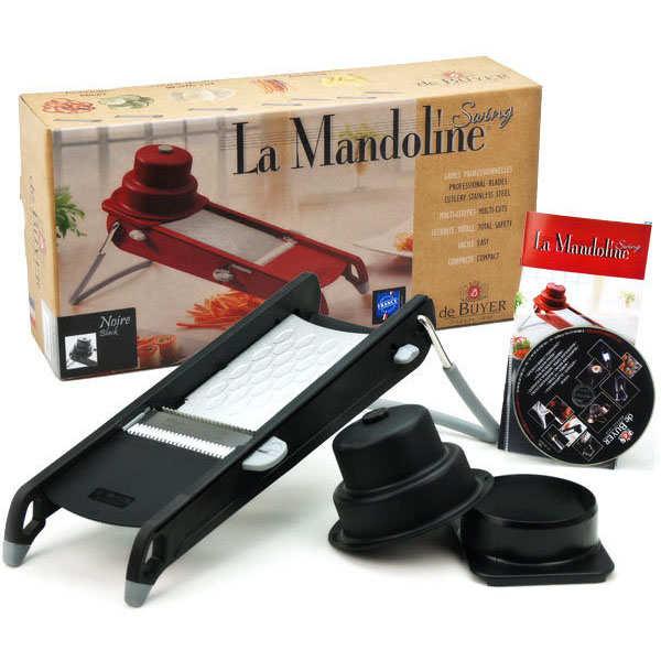 Mandoline de cuisine 3 - Mandoline cuisine de buyer ...