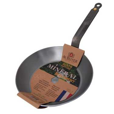 Frying Pan - Mineral B Element - de Buyer