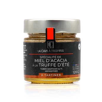 Truffières de Rabasse - Miel à la truffe