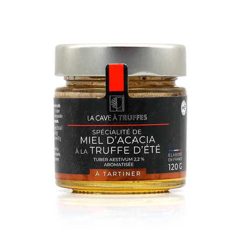 Truffières de Rabasse - Miel d'acacia à la truffe d'été