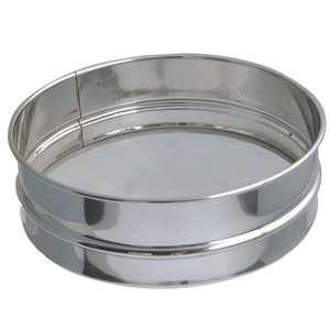 de Buyer - Stainless Steel Flour Sifter - 21cm Diameter