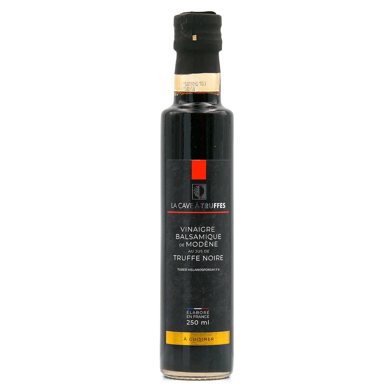 Black truffle balsamic vinegar from Modena