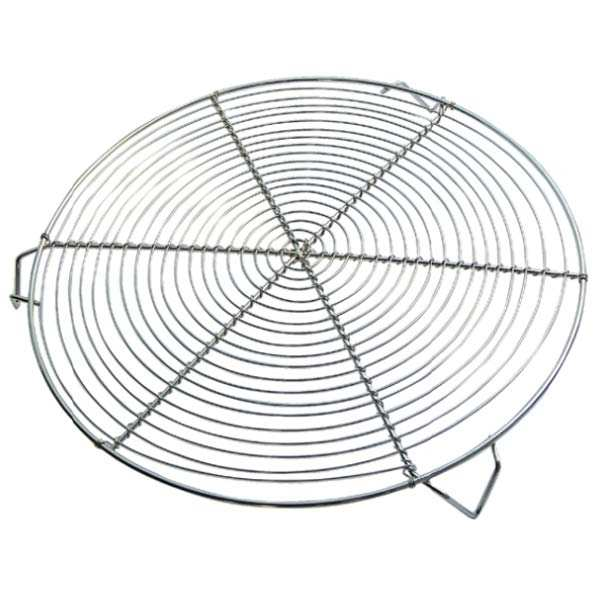Round Metal Stand with Feet