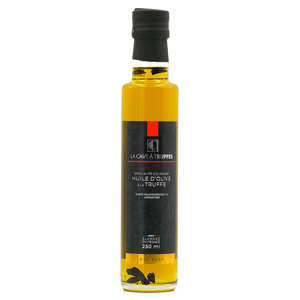 Truffières de Rabasse - Black Truffle Virgin Olive Oil