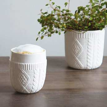 Kinto - Japanese Knitted Cup