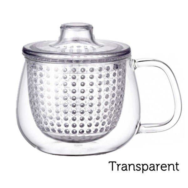 Unimug - Tea Mug with Strainer
