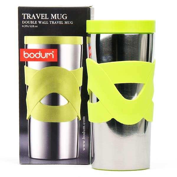 bodum double wall travel mug bodum. Black Bedroom Furniture Sets. Home Design Ideas