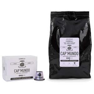 Cap'Mundo - Café Umbila Lungo - Nespresso® compatible capsules - Strength 3/5