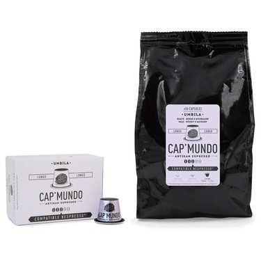 Café Umbila lungo, capsules compatibles Nespresso® - Force 3/5