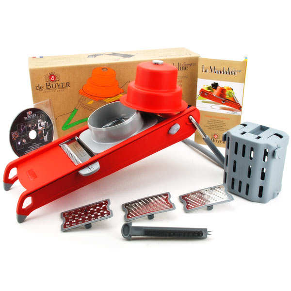 Mandoline swing 2 0 de buyer de buyer - Mandoline cuisine de buyer ...