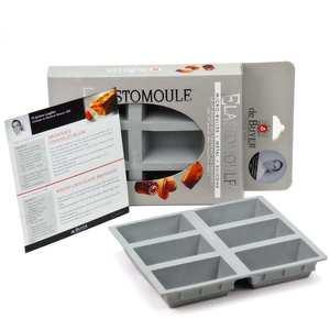 de Buyer - Mini Cakes Mould - Elastomoule