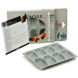 de Buyer - Madeleine Mould – Elastomoule