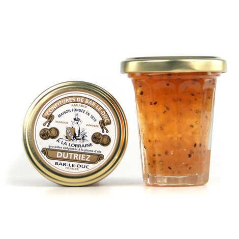 Maison Dutriez - A la Lorraine - Seedless whitecurrant jam