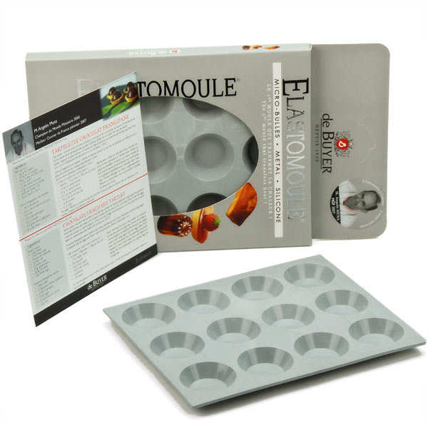 Mini Tartlets Mould – Elastomoule