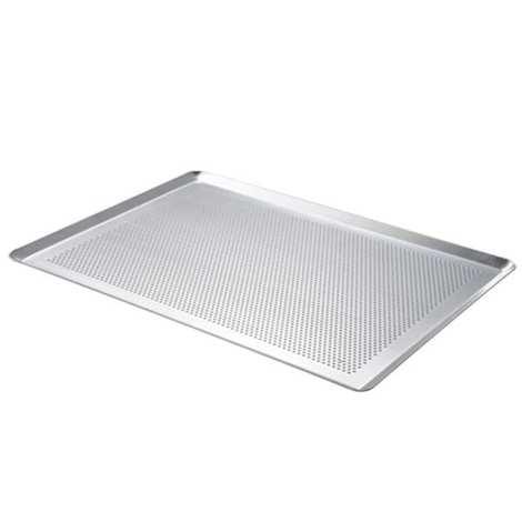 de Buyer - Plaque de cuisson aluminium perforé