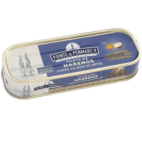 La pointe de Penmarc'h - Smoked herrings fillets