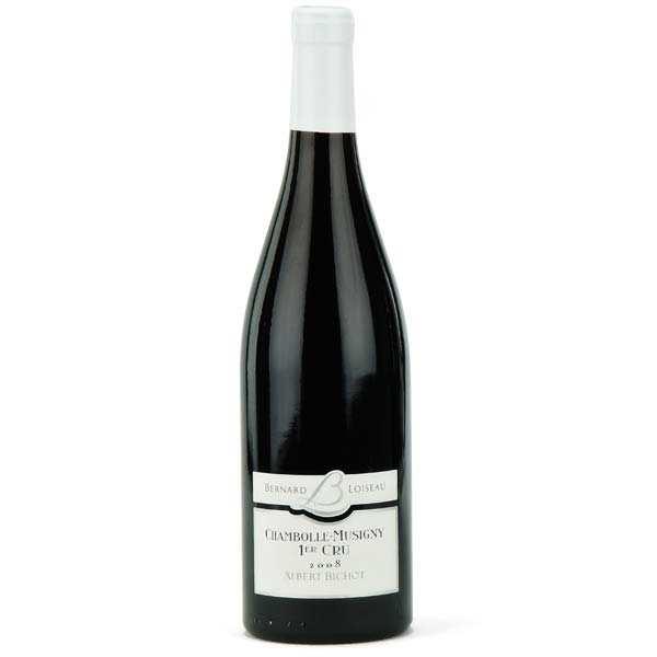 Chambolle Musigny 1er cru - Red Burgundy Wine
