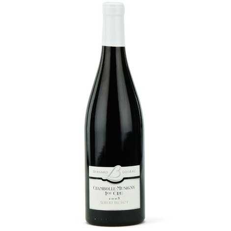 Albert Bichot - Chambolle Musigny 1er cru - Bernard Loiseau - 13% - Vin rouge