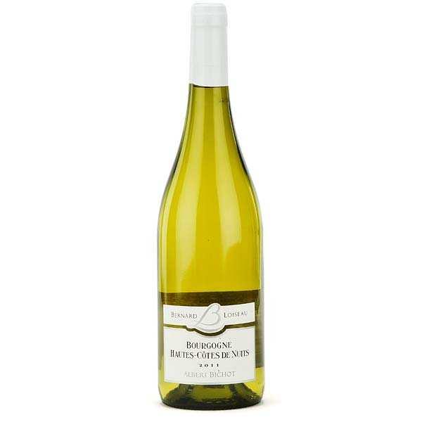 Bourgogne hautes côtes de nuits - bernard loiseau 13% - 2012 - bouteille 75cl