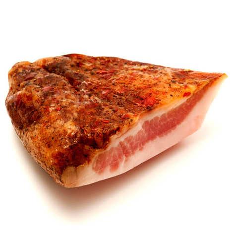 Salumificio Pernigotti - Guanciale - gras noble - bajoue de porc