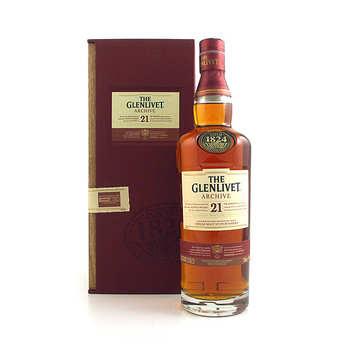 Glenlivet - Whisky Glenlivet Archive 21 ans d'âge