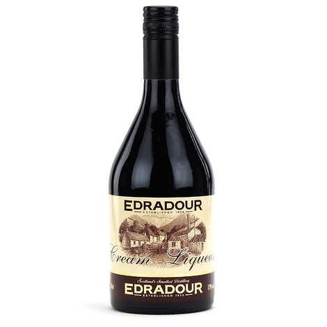 Edradour - Crème de whisky - Liqueur Edradour 17%